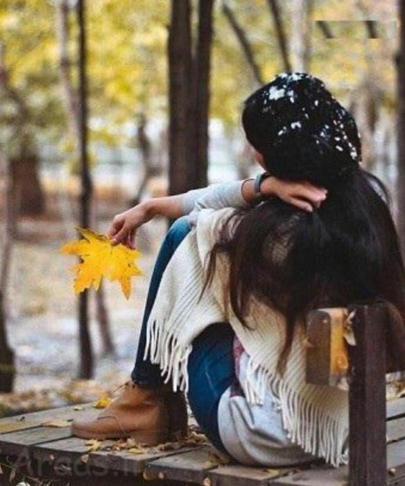 ,عشق,تنهایی,دختر,